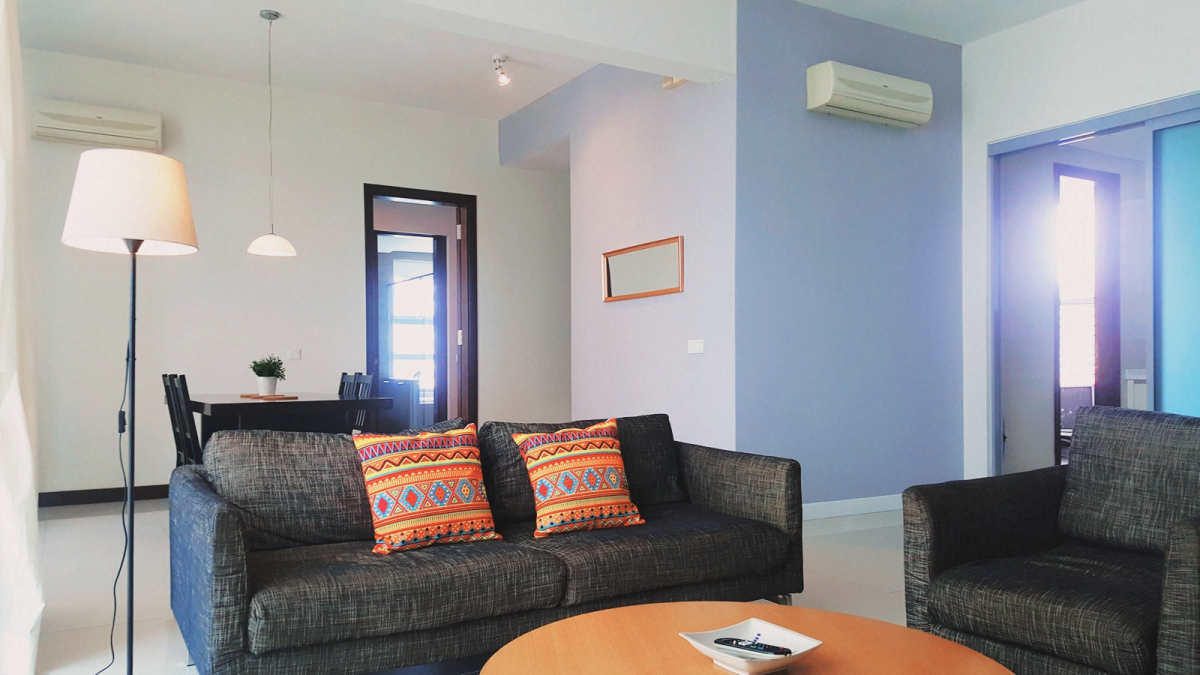 For Rental: Hampshire Residences (2 Bedrooms)