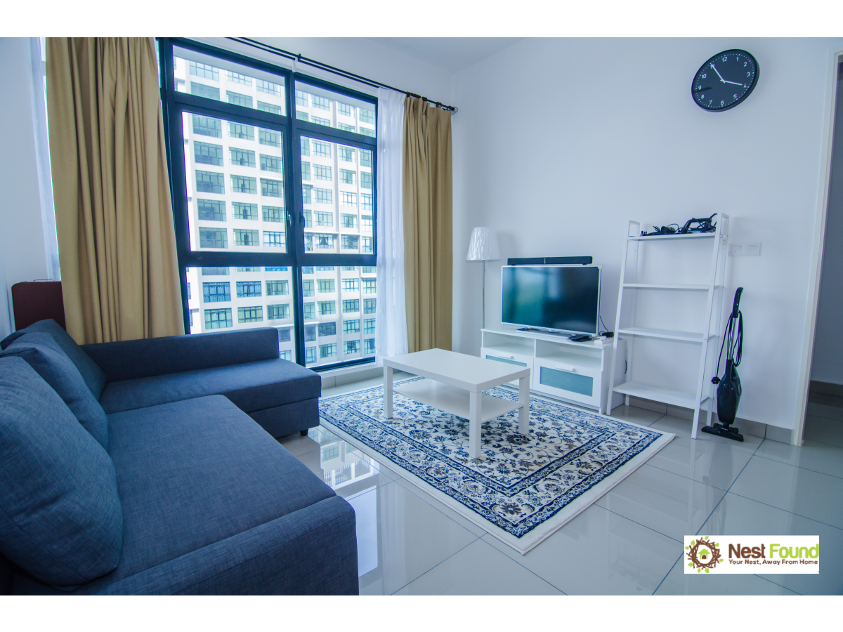 Cosy 2b/2b for 5 pax @ IOI Resort CIty Putrajaya for Rent