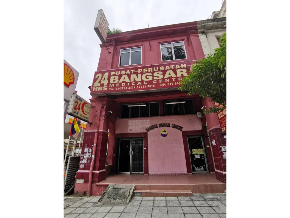 Strategic Shoplot at Jln Bangsar for RENT